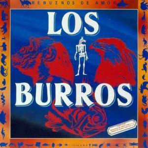 portada del disco Jamón de Burro + Rebuznos de Amor