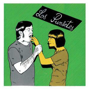 portada del disco Los Punsetes