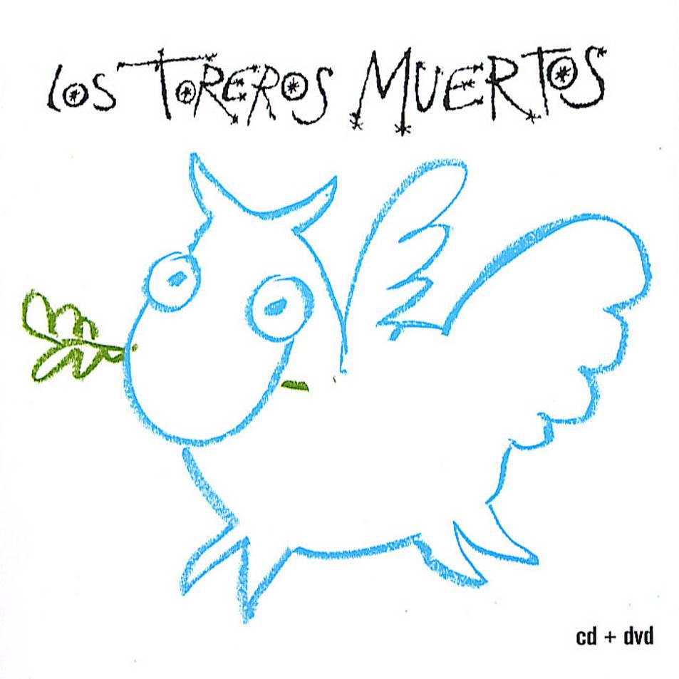 portada del disco Los Toreros Muertos