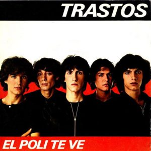 portada del disco El Poli te Ve