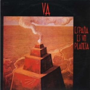 portada del disco España es un Planeta