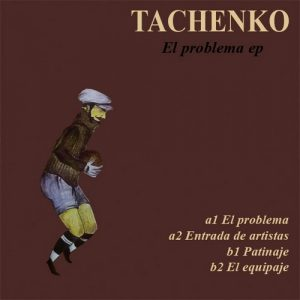portada del disco El Problema