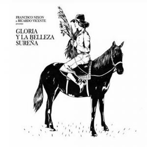 portada del disco Gloria y la Belleza Sureña