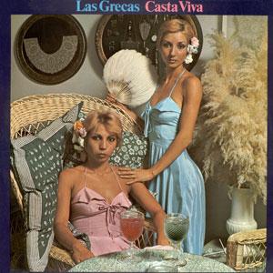 portada del disco Casta Viva