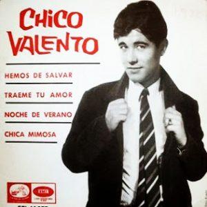 portada del disco Hemos de Salvar / Tráeme tu amor / Noche de verano / Chica Mimosa