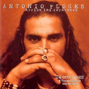 portada del disco Arriba los Corazones
