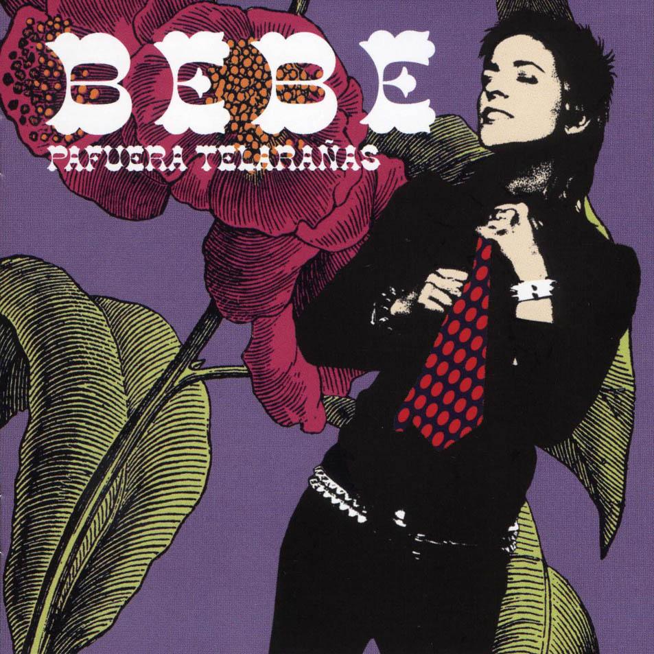 portada del album Pafuera Telarañas (reedición)