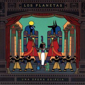 portada del disco Una Ópera Egipcia