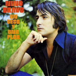 portada del disco Un Beso y Una Flor