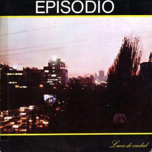 portada del disco Luces de Ciudad