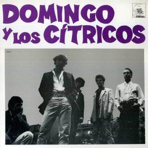 portada del disco Domingo y Los Cítricos
