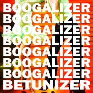 portada del disco Boogalizer