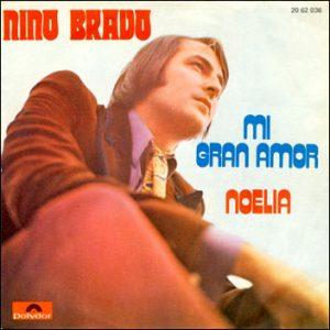 portada del disco Mi Gran Amor / Noelia