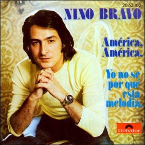 portada del disco América, América
