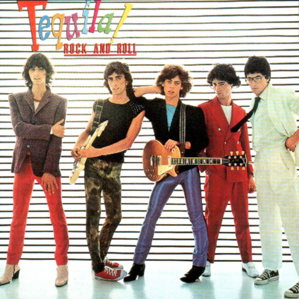 portada del disco Rock and Roll
