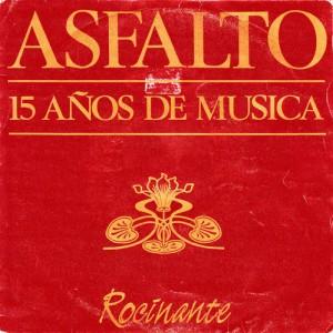 portada del disco Rocinante / Capitán Trueno