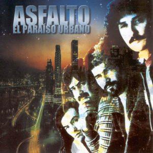 portada del disco El Paraíso Urbano