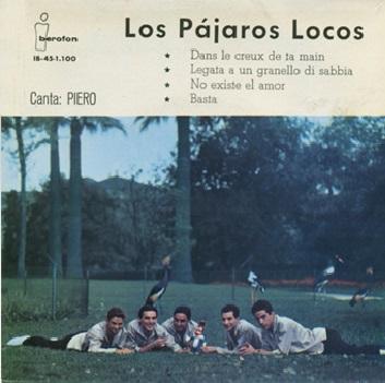 portada del disco Canta Piero