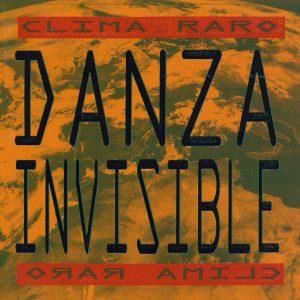 portada del disco Clima Raro