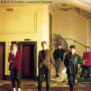 portada del disco Contacto Interior