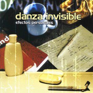 portada del disco Efectos Personales