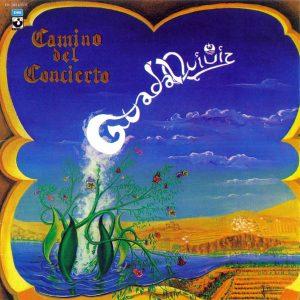 portada del disco Camino del Concierto