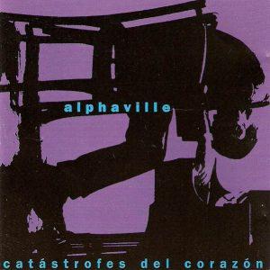 portada del disco Catástrofes del Corazón