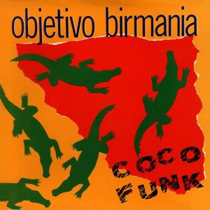 portada del disco Coco Funk