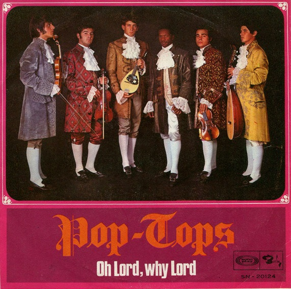 portada del disco Oh Lord, Why Lord