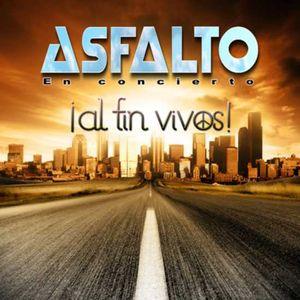 portada del disco ¡Al Fin Vivos!