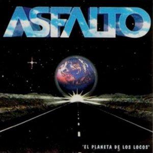 portada del album El Planeta de los Locos