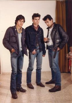 foto del grupo imagen del grupo T.N.T.