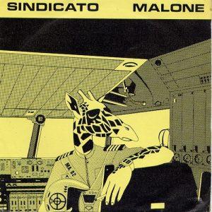portada del disco Sindicato Malone