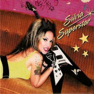 portada del disco Silvia Superstar