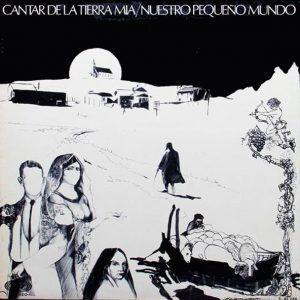 portada del disco Cantar de la Tierra Mía