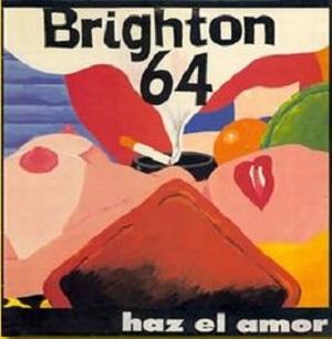 portada del disco Haz el Amor