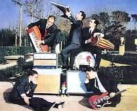 foto del grupo imagen del grupo Los Pájaros Locos