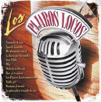 portada del disco Los Pájaros Locos