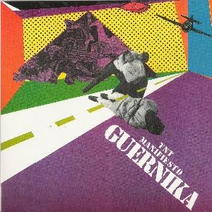 portada del disco Guernika