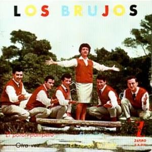 portada del disco El Porrompompero / Otra Vez / El Anillito / El Río de la Luna