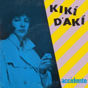 portada del disco Accidente