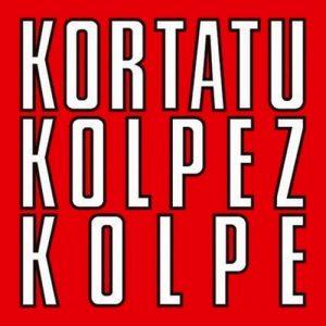 portada del disco Kolpez Kolpe