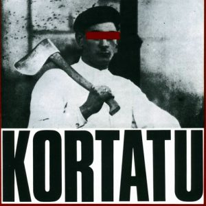 portada del disco Kortatu