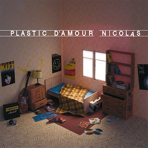portada del album Nicolás