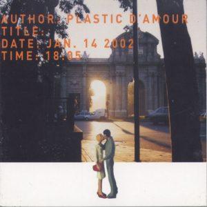 portada del disco Plastic d'Amour