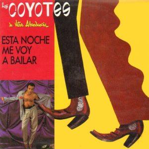 portada del album Esta Noche me voy a Bailar