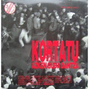 portada del disco Azken Guda Dantza