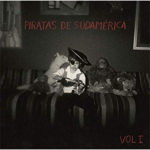 portada del album Piratas de Sudamérica, Vol. I