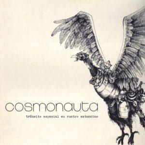 portada del disco Cosmonauta