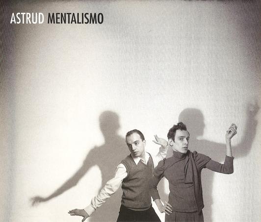 portada del album Mentalismo